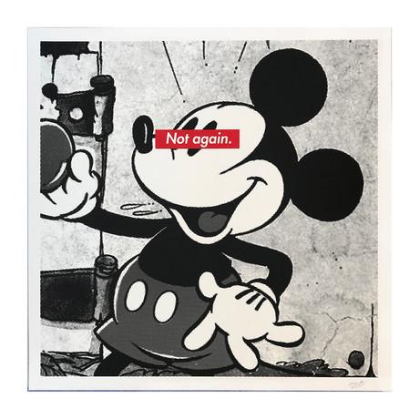 Olmo Rios // Not Again Mickey // 2019