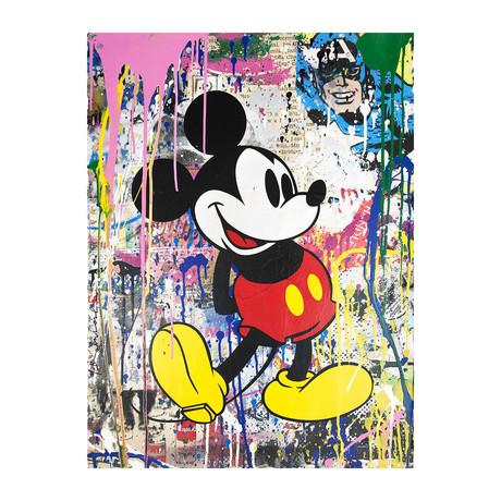 Mr. Brainwash // Mickey // 2018