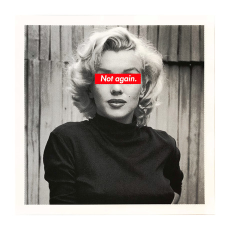 Olmo Rios // Not Again Marilyn // 2019