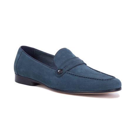 Norris Shoe // Blue (US: 8)