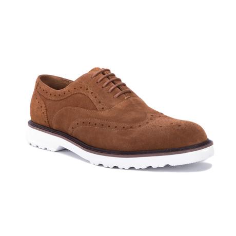 Babson Shoe // Cognac (US: 8)