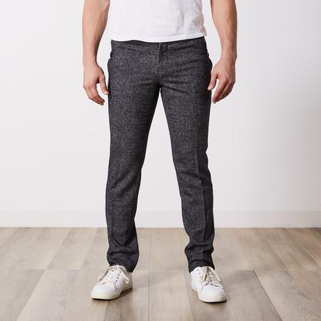 Donegal Slim-Fit Pants // Gray (30WX32L)
