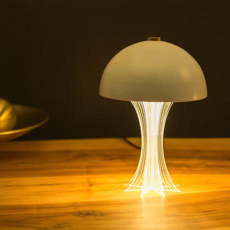 Mistic Bianco Table Lamp