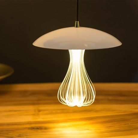 Epica Bianco Pendant Lamp