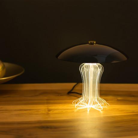 Novo Nero Table Lamp