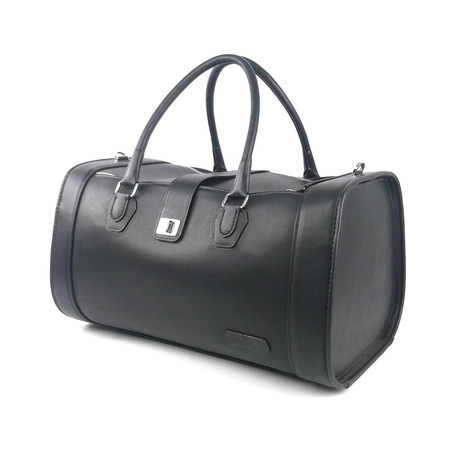 Pilot Duffle Bag // Black