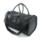 Pilot Duffle Bag // Black