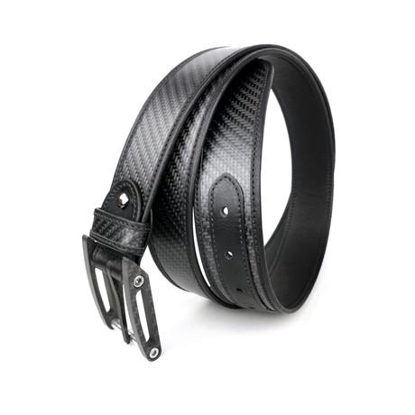 "Carbo Six Belt // Black (28"")"