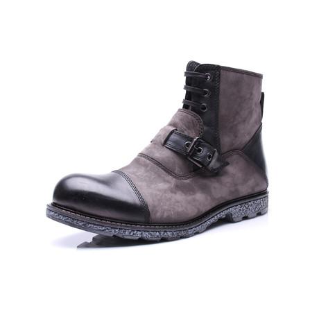 Rugged Boot // Black (Euro: 39)