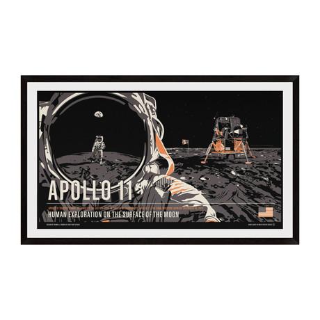 """Apollo 11 // Giclée Print (18"""" x 12"""")"""