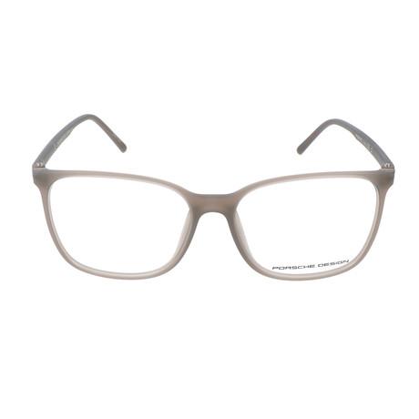 Unisex P8270 Optical Frames // Gray