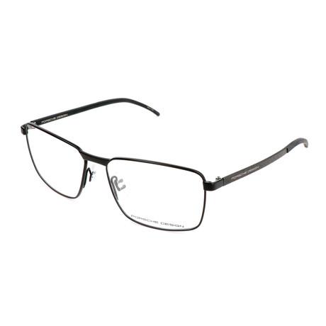 Men's P8325 Optical Frames // Black