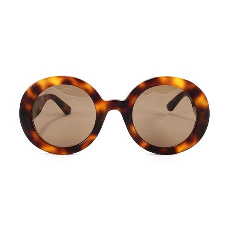 Gucci Women's Sunglasses // GG0319S // Havana