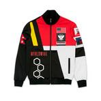 Adventure Club Track Jacket // Black (S)