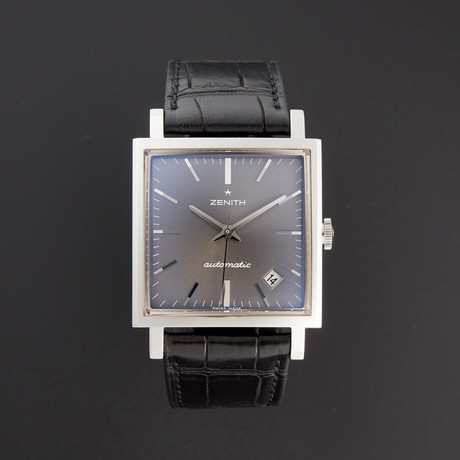 Zenith Elite Vintage 1965 Automatic // 03.1965.670/91.C591 // Pre-Owned