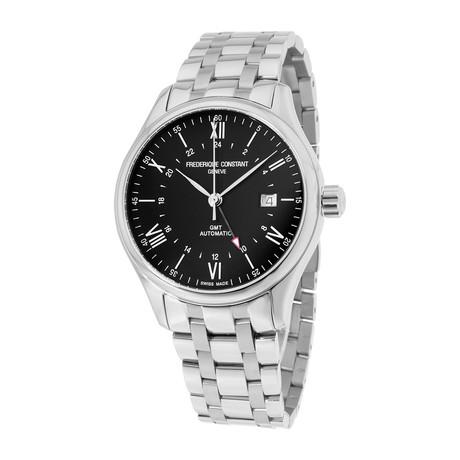 Frederique Constant Classics GMT Automatic // FC-350B5B6B