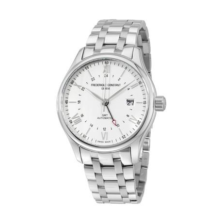 Frederique Constant Classics GMT Automatic // FC-350S5B6B