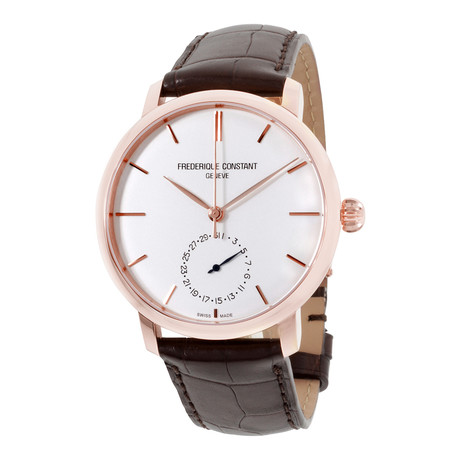 Frederique Constant Slimline Automatic // FC-710V4S4