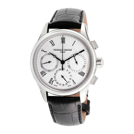 Frederique Constant Flyback Chronograph Automatic // FC-760MC4H6