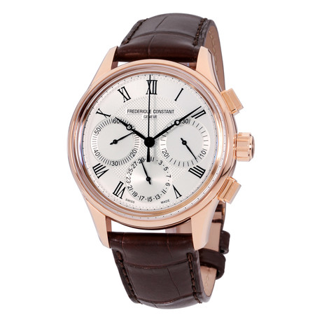 Frederique Constant Flyback Chronograph Automatic // FC-760MC4H4