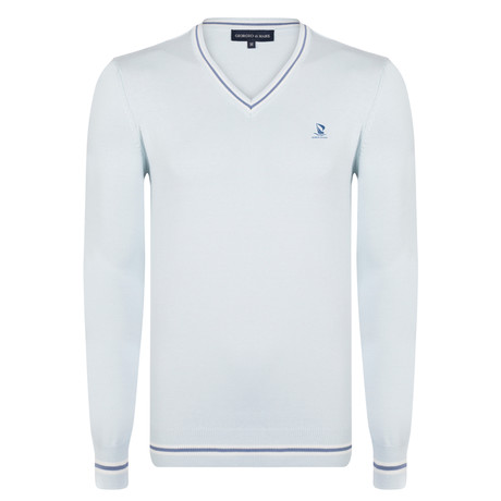Shad Pullover // Light Blue (XS)
