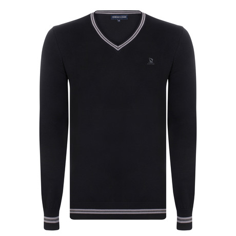 Clement Pullover // Black (XS)