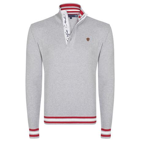 Lon Spring Pullover // Gray (XS)
