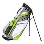 Lite Golf Bag + Izzo Golf Hat + Towel (Black, Red, Gray)