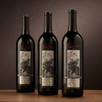 Arbor Bench Vineyards Meritage // Set of 3