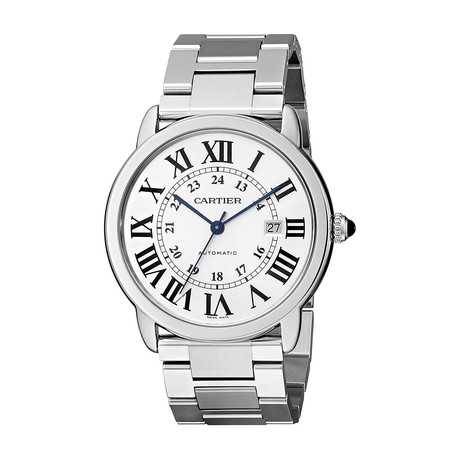 Cartier Ronde Solo Automatic // W6701011 // Store Display