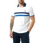Nehemiah Short Sleeve Polo // White (3XL)