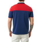 Karson Short Sleeve Polo // Navy (M)