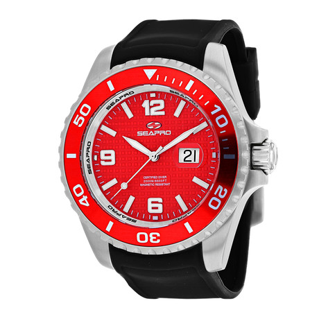 Seapro Abyss 2000M Quartz // SP0745