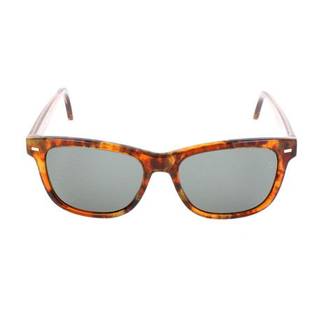 EZ0028 55N Sunglasses // Coloured Havana