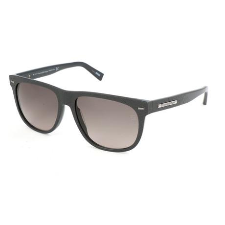 Men's EZ0034 20B Sunglasses // Gray