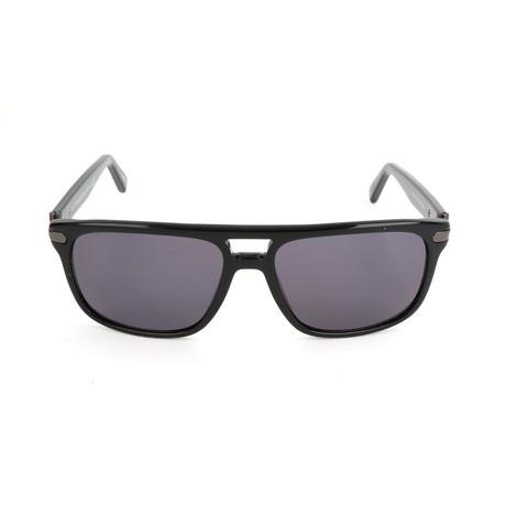 EZ0042 01A Sunglasses // Shiny Black