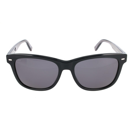 EZ0028-N 01A Sunglasses // Shiny Black