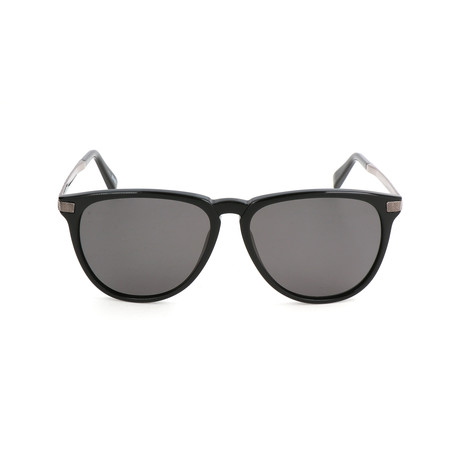 EZ0038 01D Sunglasses // Shiny Black