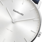 Lambretta Classico Quartz // 2224BLU