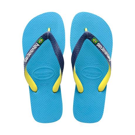 Brazil Mix Sandal // Turquoise (US: 8)