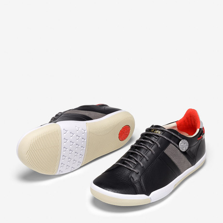 Mulberry Sneakers // Black (US: 4.5)