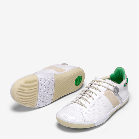 Mulberry Sneakers // White (US: 4.5)