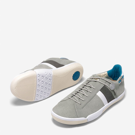 Mulberry Sneakers // Limestone (US: 4.5)