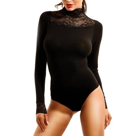 Moments Bodysuit // Black (2XL)