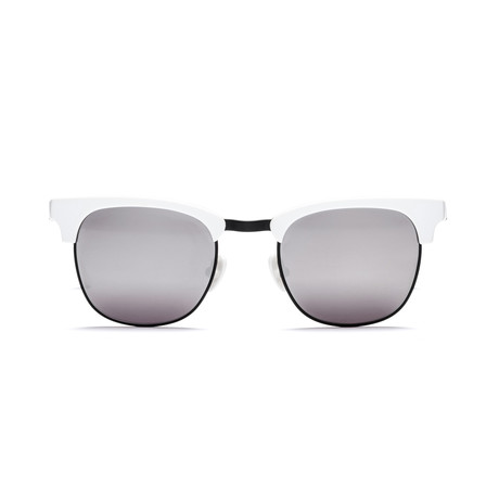 Westward Leaning Vanguard 11 // White + Silver + Black
