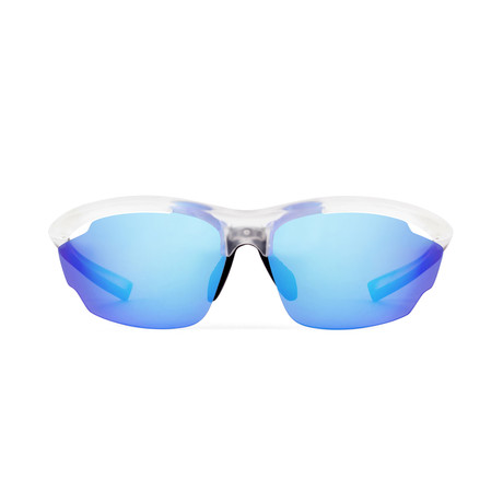 Westward Leaning VOLT 08 // Matte Crystal + Black + Neon Blue