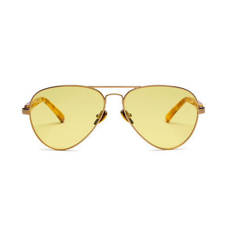 Westward Leaning Concorde 20 // Gold + Yellow