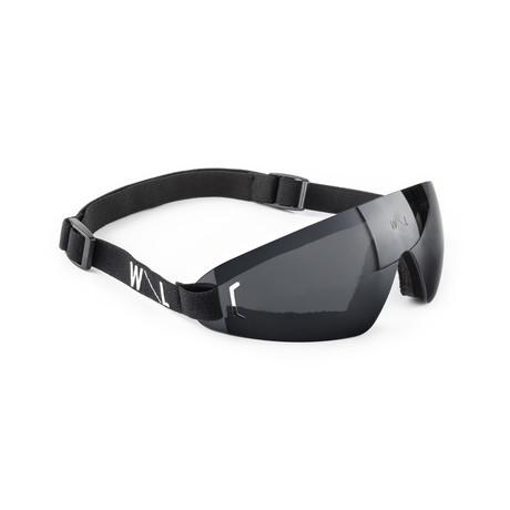 Men's FLY 01 Goggles // Black