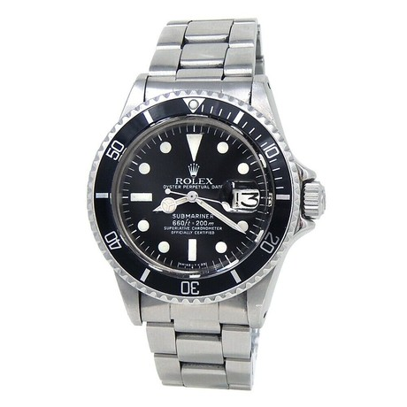 Rolex Submariner Automatic // 1680 // 5 Million Serial // Pre-Owned