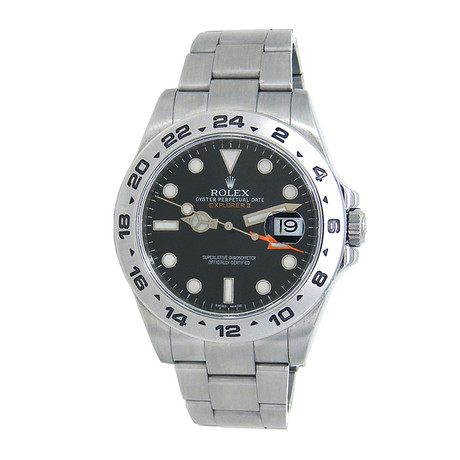 Rolex Explorer II Automatic // 216570 // Random Serial // Pre-Owned